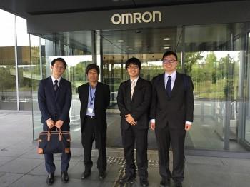オムロン3_ 写真は使用OKですが、実際にWeb等に載せるときは一言お願いしますとのことです