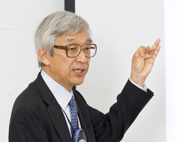 日本科学技術振興財団 常務理事 吉田浄氏