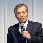 情報化学研究所教授 西尾章治郎